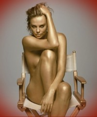 Charlize Theron - the hottest wench.