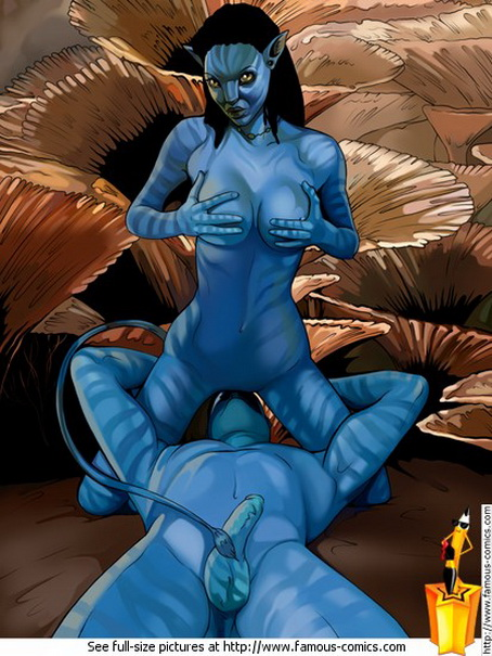 Avatar-Monster-Porno, Anastasia dorohova nackt