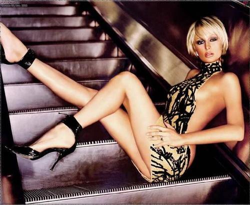 Paris Hilton - Fresh paparazzi sex shots