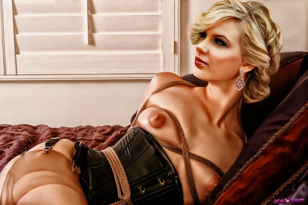 Taylor Swift Naked Blowjob