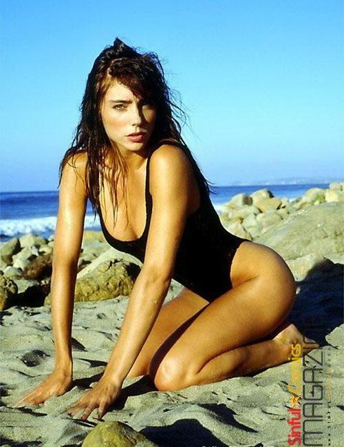 Jennifer Flavin sexy bikini