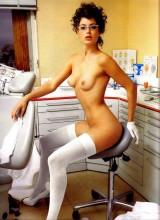 Doutzen Kroes nude photos and sexy lingerie Celebrity Nude Pics