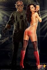 Halloween 2015 - Celebs Dungeon - Celebs BDSM Comics