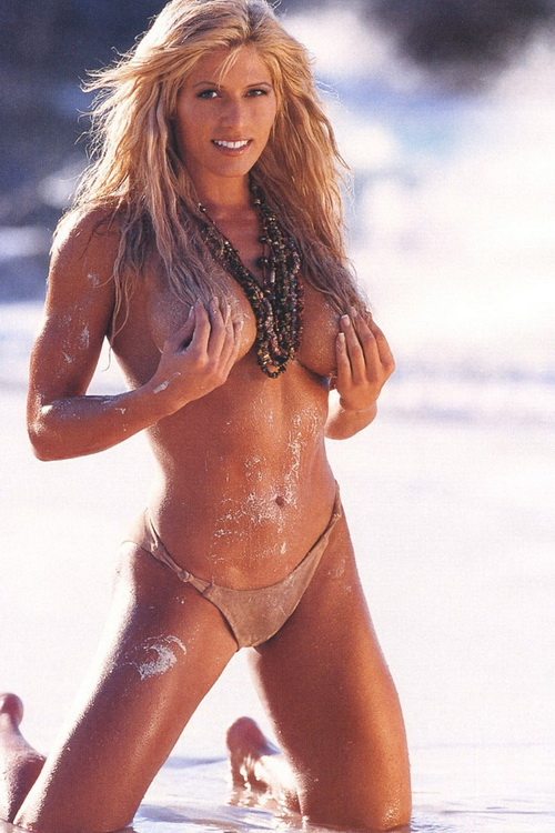 All became Totally nude torrie wilson you were