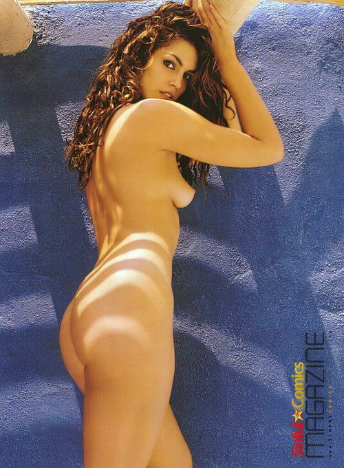 Cindy Crawford nude goddess - Celebrity Nude Pics