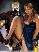 Iron Man hardcore - Celebrity Porn Comics