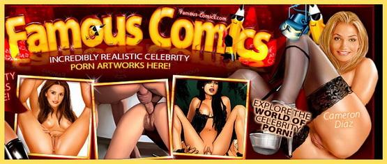 Sex with Christina Aguilera - Celebrity Porn Comics